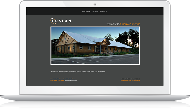 Fusions Architecture Website Photo 1