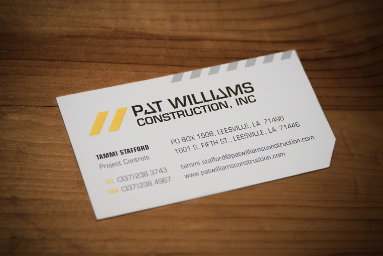 Pat Williams Branding Photo 2