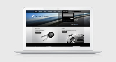 Dealer Funding Website Thumbnail