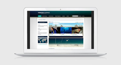Trico Marine Group Website Thumbnail
