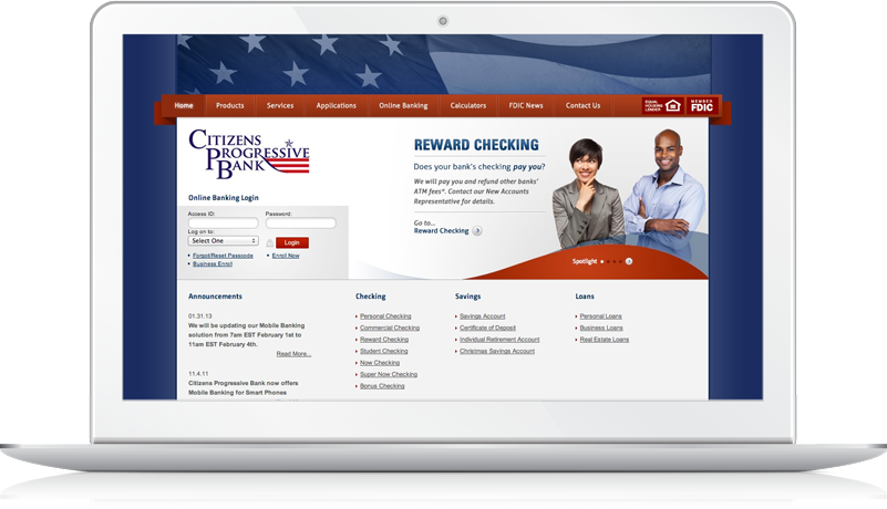 Citizens Progressive Website Photo 1